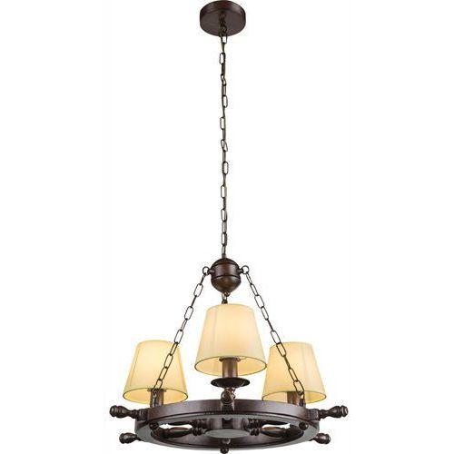 Globo lighting 69025-3 żyrandol klasyczny londrina