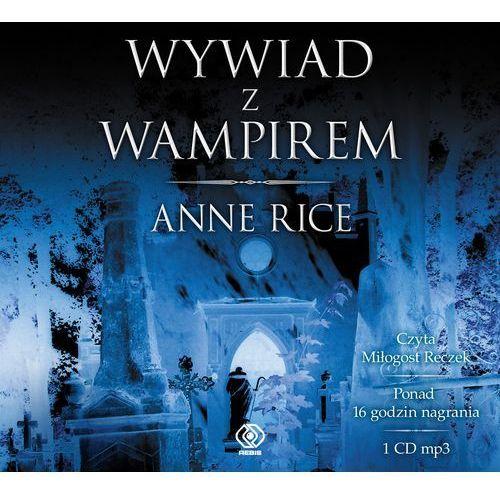 Wywiad z wampirem (Audiobook na CD) - Dostawa 0 zł (9788378187837)