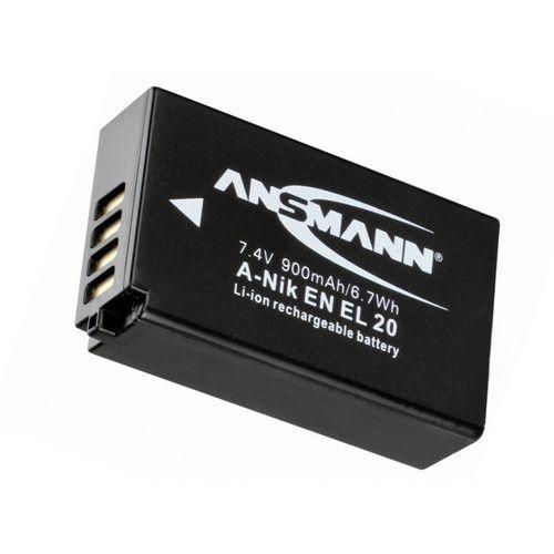 Ansmann Akumulator A-Nik EN EL 20
