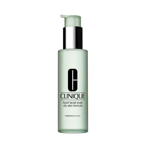 liquid facial soap oily skin formula mydło do twarzy 200 ml dla pań marki Clinique