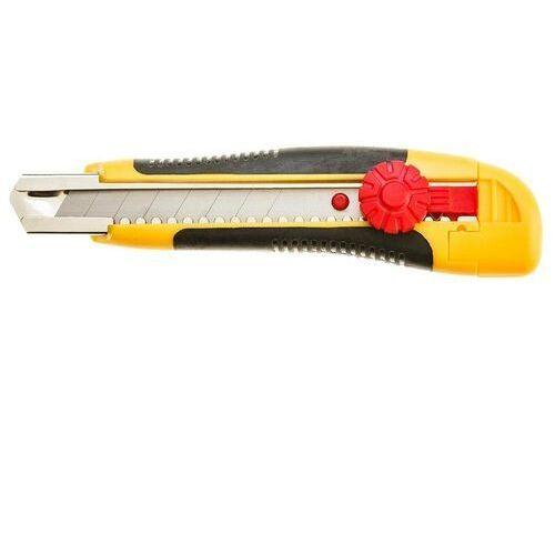 Topex Nóż z ostrzem łamanym 18 mm, blokada śrubowa (5902062140692)