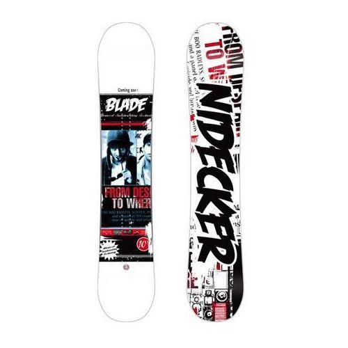 Snowboard  - blade (856) rozmiar: 156 marki Nidecker