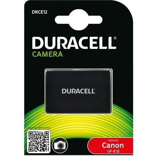 Akumulator Duracell DRCE12 Darmowy odbiór w 20 miastach! (5055190142561)