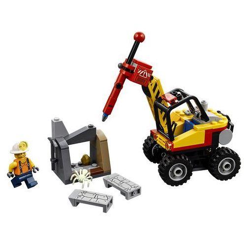 60185 KRUSZARKA GÓRNICZA (Mining Power Splitter) KLOCKI LEGO CITY