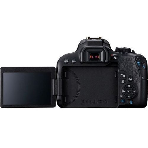 Canon EOS 800D. Najniższe ceny, najlepsze promocje w sklepach, opinie.