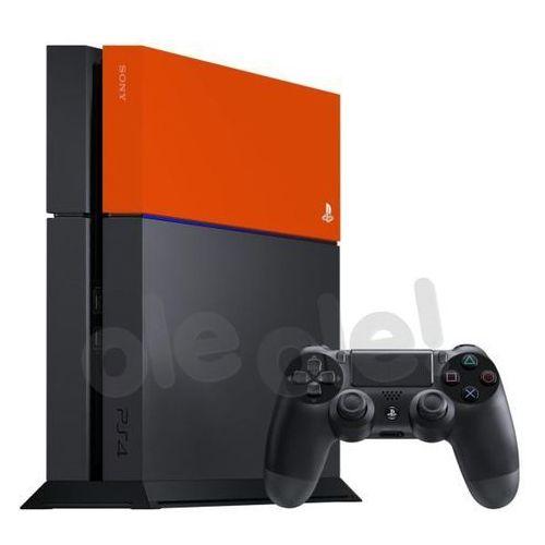 Pokrywa SONY do konsoli PS4 - Neon Orange