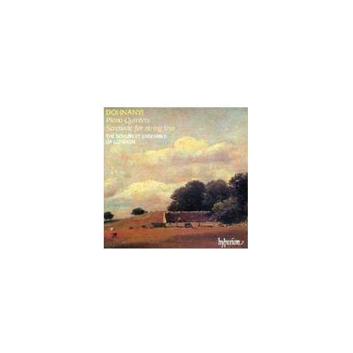 Hyperion Piano quintets / serenade for string trio (0034571154121)