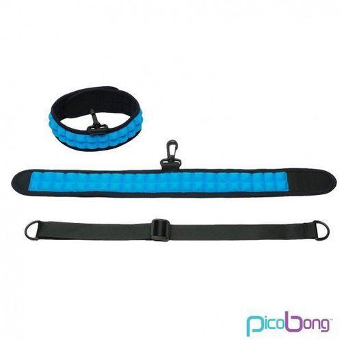 Lelo (se) Picobong - obroża na szyję no evil niebieska | 100% dyskrecji | bezpieczne zakupy