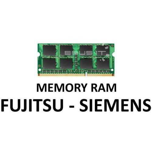Pamięć RAM 4GB FUJITSU-SIEMENS Amilo Xi 3670 DDR3 1066MHz SODIMM