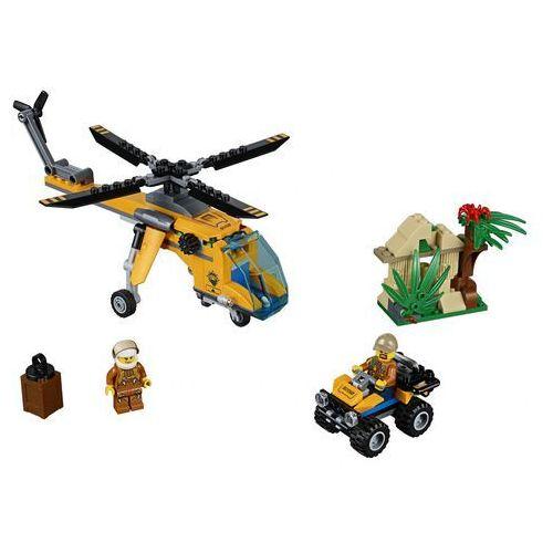 Lego CITY Helikopter transportowy 60158