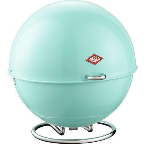 Miętowy pojemnik na pieczywo kula Superball Wesco (223101-51), 223101-51