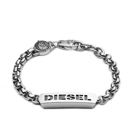 Diesel Biżuteria - bransoleta dx0993040 - sale -30% (4053858698468)