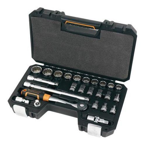 Zestaw kluczy nasadowych Magnusson 1/2'' 25 szt. (3663602813729)