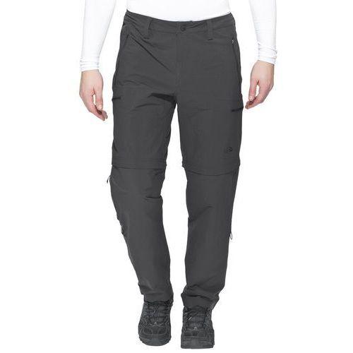The North Face EXPLORATION Spodnie materiałowe asphalt grey (0888655938318)
