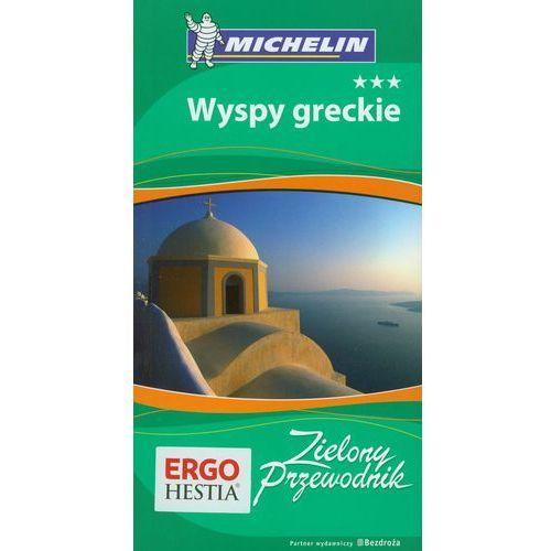 Wyspy greckie Zielony przewodnik Michelin, oprawa miękka