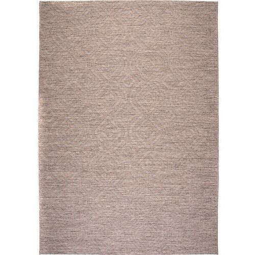 Dywan nordic 160 x 230 cm taupe