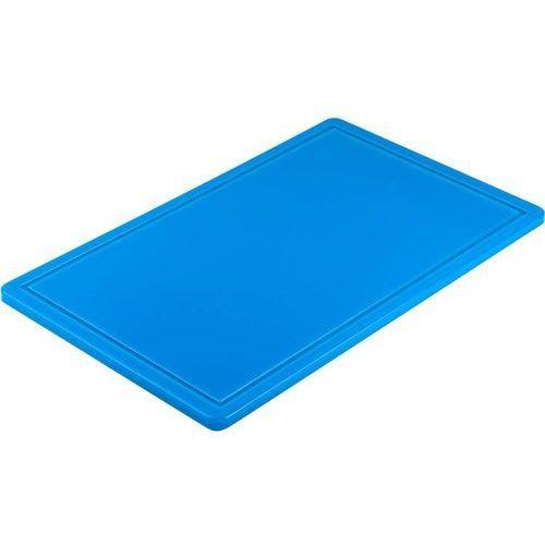 Deska HACCP niebieska GN 1/2