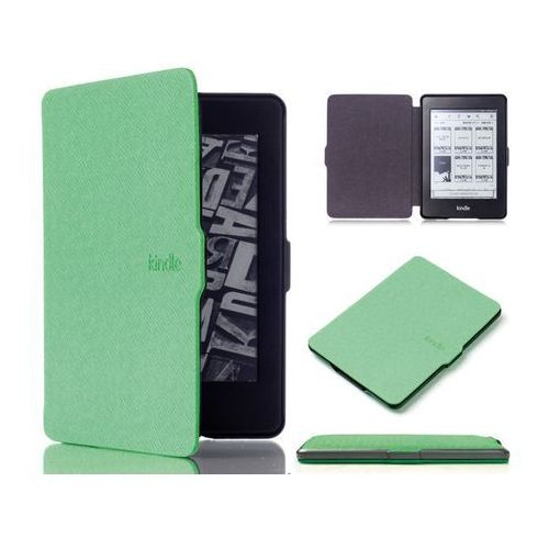 Alogy Etui smart case kindle paperwhite 1/2/3 - miętowe - miętowy