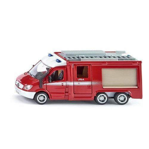Siku Wóz strażacki Mercedes Sprinter 6x6 - produkt z kategorii- Straż pożarna