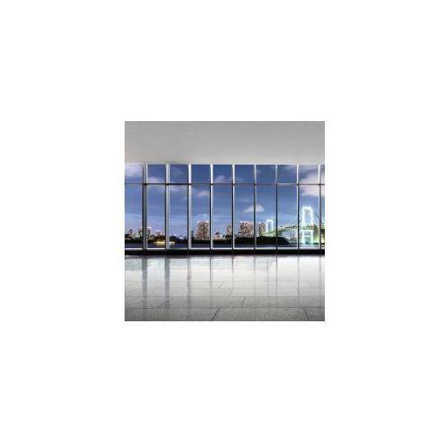 Folia okienna przeciwsłoneczna NATURAL bez lustra 275XC zewnętrzna