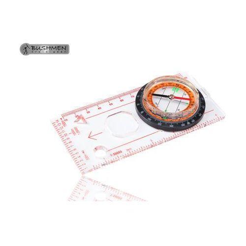 Kompas BUSHMEN Pilot + darmowy zwrot (BU1COPI), BU1COPI
