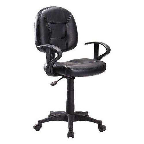Fotel biurowy obrotowy SIGNAL Q-011 Czarny