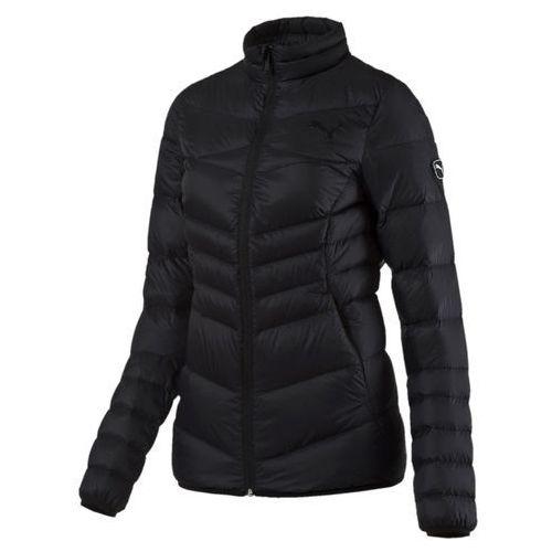Puchowa kurtka damska z kapturem Active Puma 83867201, kolor czarny