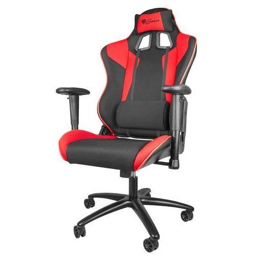 Natec-genesis Krzesło dla graczy sx77 czerwony