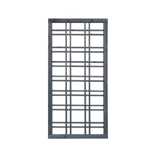 Płot kratkowy 90x180 cm drewniany LAWA STELMET (5900886389648)
