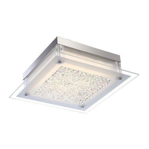 Kinkiet LAMPA ścienna VETTI C47111-2 Italux plafon OPRAWA sufitowa LED 17W nowoczesna biała, C47111-2