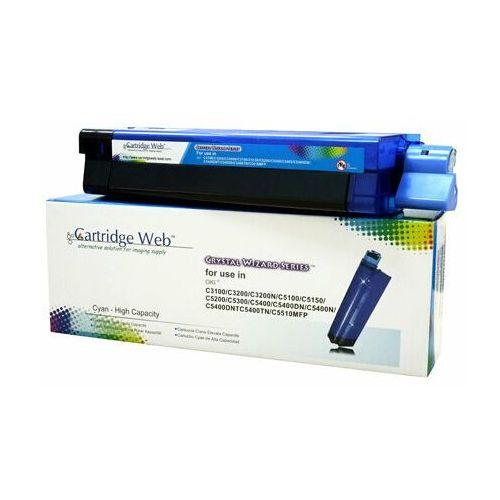 Cartridge web Toner cyan oki c3100/c5100/c5450 zamiennik 42804515/42127407/42127456, 5000 stron