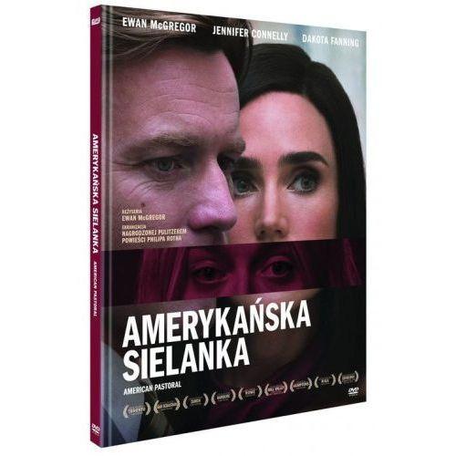 Best film Amerykańska sielanka (dvd) + książka