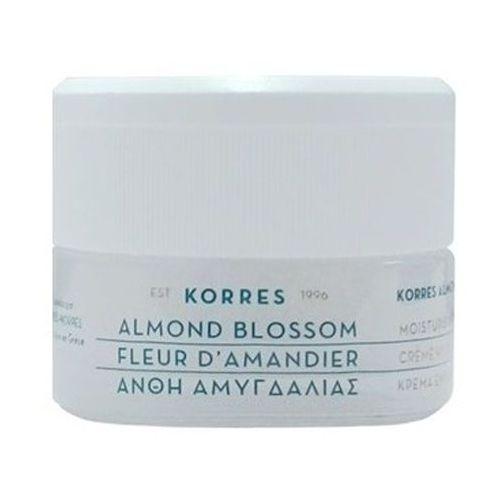 Korres Face Almond Blossom krem nawilżający do skóry normalnej i suchej 40 ml, KRS-ALB02