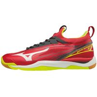 wave mirage 2 red white yellow, Mizuno