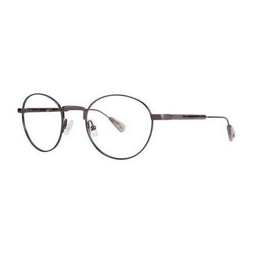 Zac posen Okulary korekcyjne leland gunmetal