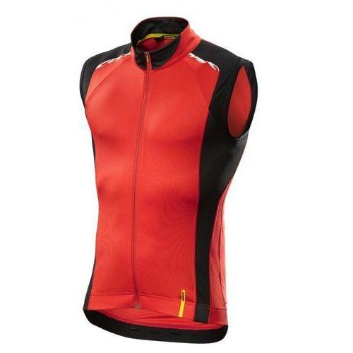 Męska koszulka cosmic elite sl jersey red rozmiar m marki Mavic