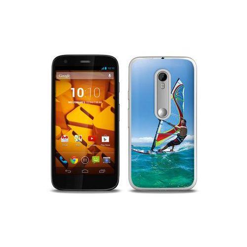 Foto Case - Motorola Moto G3 - etui na telefon Foto Case - windsurfing, kup u jednego z partnerów