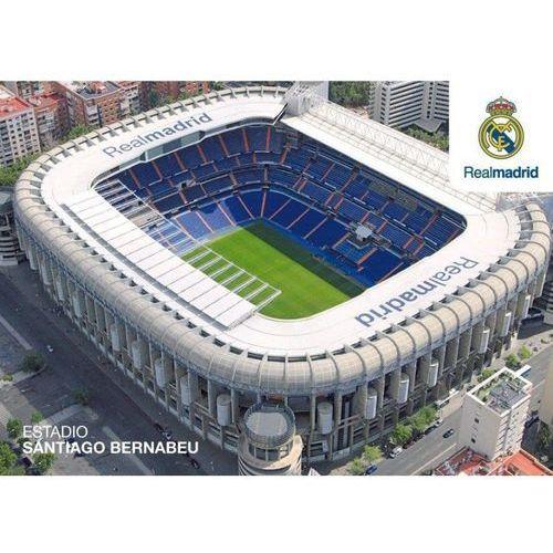Kartka pocztowa - stadion Real Madryt