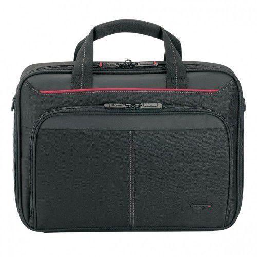 "Targus Classic 12-13.4"" CN313 Clamshell Case - Black, 447942"