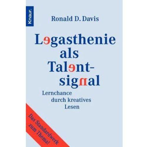 Legasthenie als Talentsignal (9783426775066)