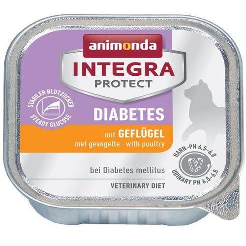 Animonda  integra protect diabetes z drobiem feline diet 100g