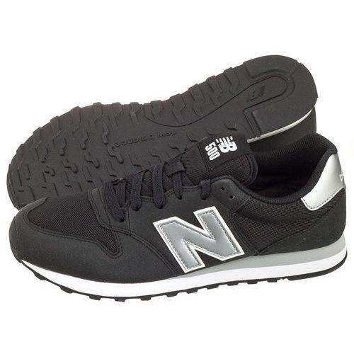 Buty New Balance GM500KSW Czarne (NB173-g), kolor czarny