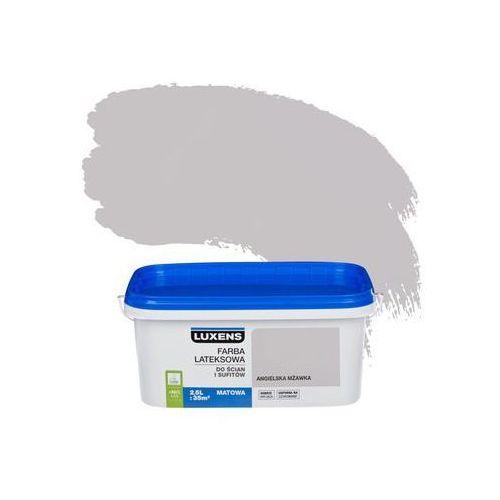Luxens Farba wewnętrzna do ścian i sufitów emulsja 2.5 l angielska mżawka