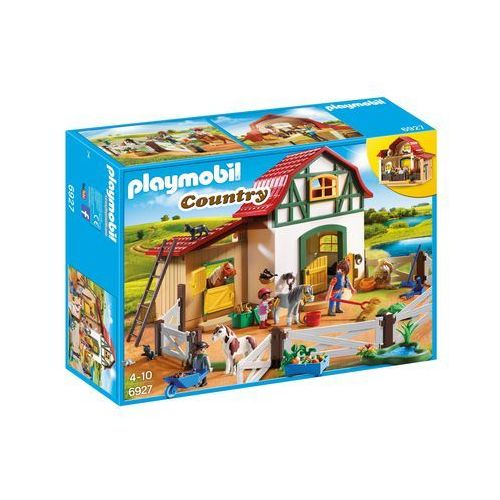 Playmobil COUNTRY Stadnina kucyków 6927