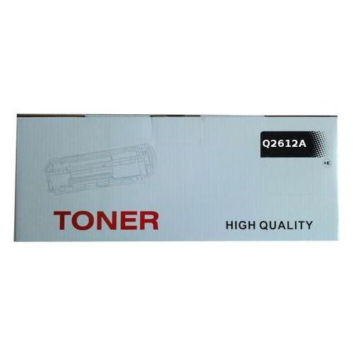 Zastępczy toner hp 12a [q2612a] black 100% nowy marki Quantec