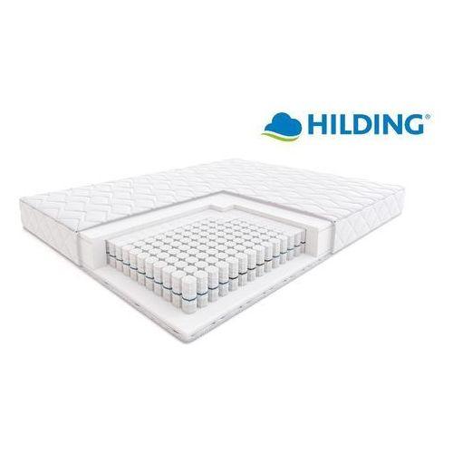 Hilding step - materac kieszeniowy, sprężynowy, rozmiar - 80x200, pokrowiec - fresh wyprzedaż, wysyłka gratis (5901595009544)