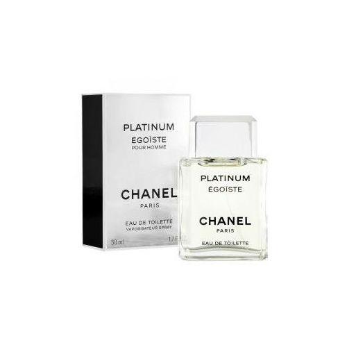 Chanel Egoiste Platinum Men 50ml EdT. Tanie oferty ze sklepów i opinie.