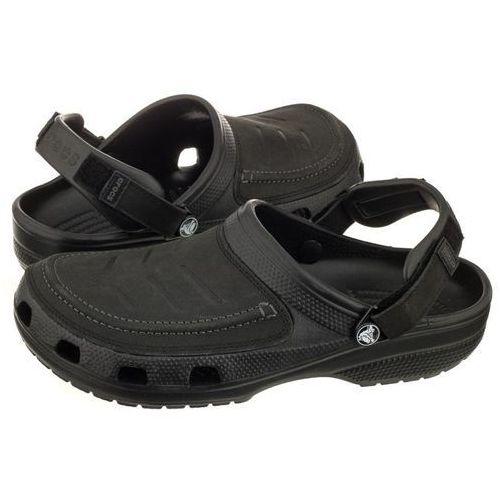 Klapki Crocs Yukon Vista Clog M Black 205177-060 (CR142-b), 205177-060