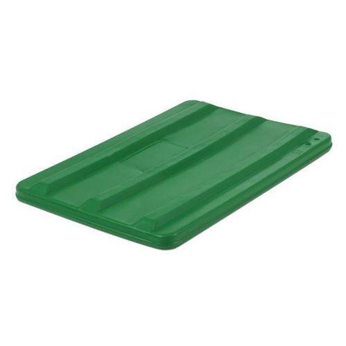 Pokrywa, do pojemników 135 l, zielony. marki Vectura behältermanagement