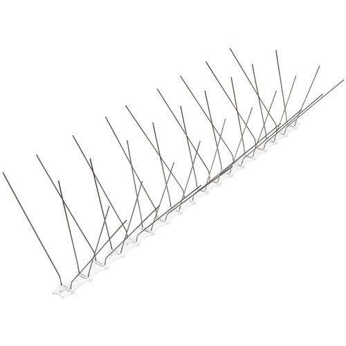 Kolce na ptaki, gołębie 50cm. Szerokie, gęste kolce przeciw ptakom AVIK R180MAX